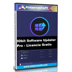 IObit Software Updater Pro - Free license
