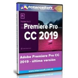 Adobe Premiere Pro CC 2019 - última versión