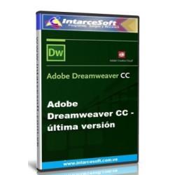 Adobe Dreamweaver CC 2019 - última versión
