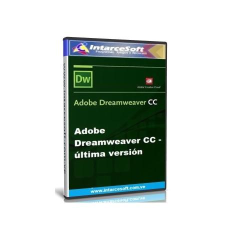 Adobe Dreamweaver CC 2019 - latest version
