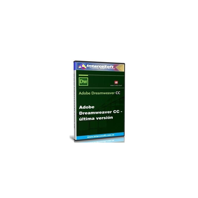 Adobe Dreamweaver CC 2019 - latest version - Free Download
