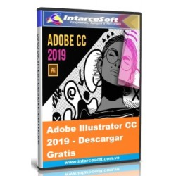 Adobe Illustrator CC 2019 -23.0.5.634 - Mac y Windows