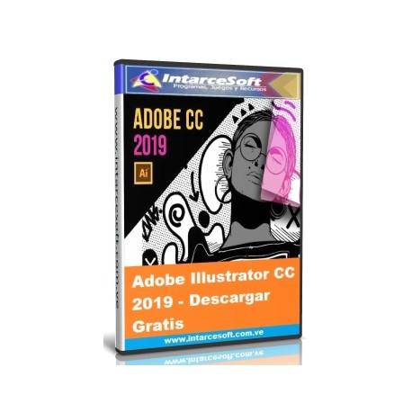 Adobe Illustrator CC 2019 -23.0.5.634 – Mac y Windows