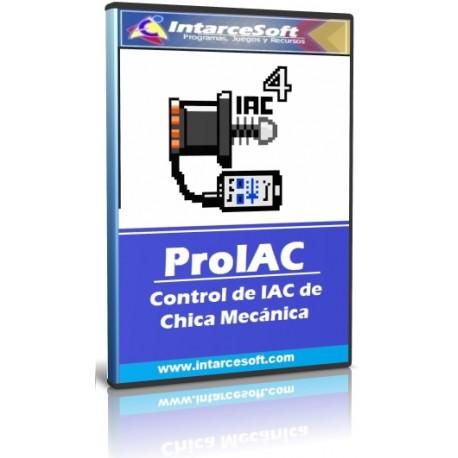 ProIAC - Probador de IAC 4 cables