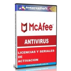 McAfee Antivirus Licenses [OCTOBER 2019] UPDATED