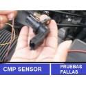 Como probar el sensor CMP