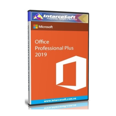 Microsoft Office 2019 PLUS