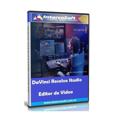 DaVinci Resolve Studio 16.1.1.15