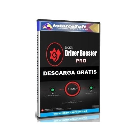 Driver Booster – Actualizar drivers automáticamente