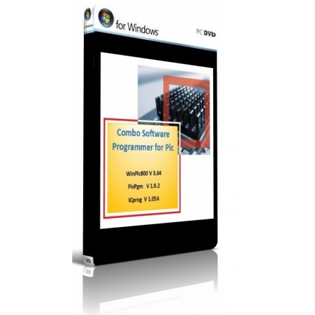 Combo de programadores de PIC Descarga Gratis