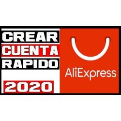 Como Crear una Cuenta en AliExpress