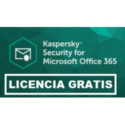 Licencia Kaspersky Security for Microsoft OFFICE 365