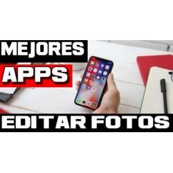 5 Mejores Aplicaciones para Editar Fotos