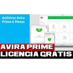 Licencias Avira Prime [MAYO 2020]