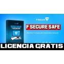 F-Secure TOTAL Licencia Original Gratis [ JULIO 2021 ]