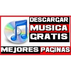 Paginas en las que podrás Descargar Musica Gratis【 2021 】