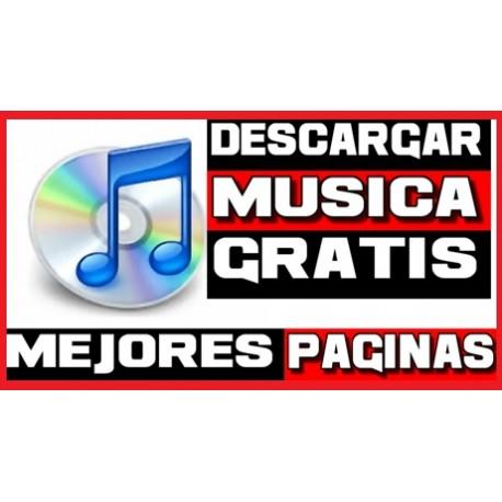 【 PAGINAS en las que podrás DESCARGAR MUSICA GRATIS 】▷【 SEPTIEMBRE 2019 】