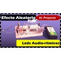Como hacer Luces led Audio rítmicas.