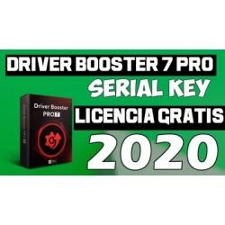 Licencias Driver Booster 7 PRO [JUNIO 2020]