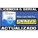 Licencias Wise Care 365 Pro [JULIO 2020]