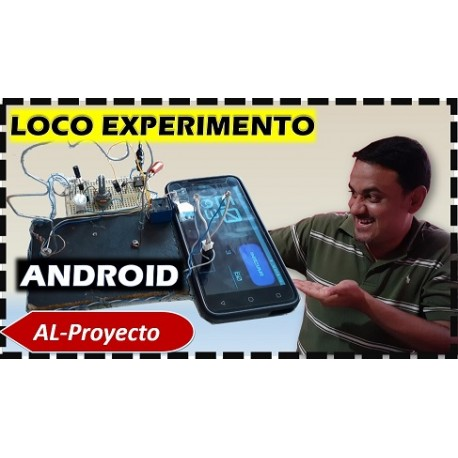 Como hacer un juego de mesa Pulso interactivo con Android