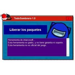 TodoSombrero - Obtener los paquetes ocultos de Among US PC