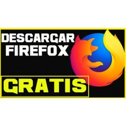 Descargar Mozilla Firefox Gratis