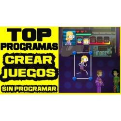 Mejores Programas para Crear Juegos【OCTUBRE 2020】Gratis