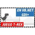Juego del T-REX En Visual Basic