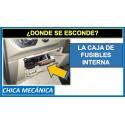 Caja de fusibles Chery Orinoco o A3
