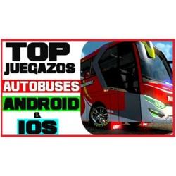 Mejores Juegos de Simulador de Autobuses para Android
