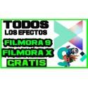 Todos los Efectos para Filmora 9 y Filmora X Gratis【FEBRERO 2021】