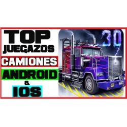 Mejores Juegos de Simulador de Camiones para Android【2020】Gratis