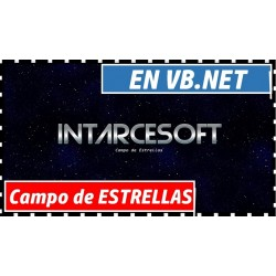 Campo de estrellas en Visual Basic NET