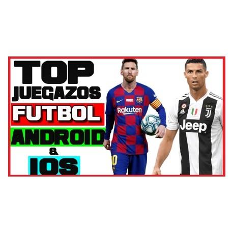 Top mejores juegos de fútbol para Android 2018