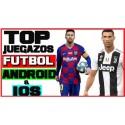 Mejores Juegos de Futbol para Android【 2021 】