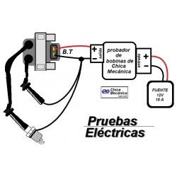 Como probar bobina de dos cables Fiat Palio