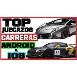 Mejores Juegos de Carreras para Android sin Internet Gratis 2021