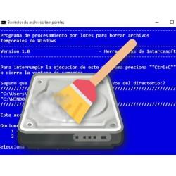 Borrador de archivos temporales del sistema