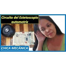 Estetoscopio electrónico Automotriz de Chica Mecánica