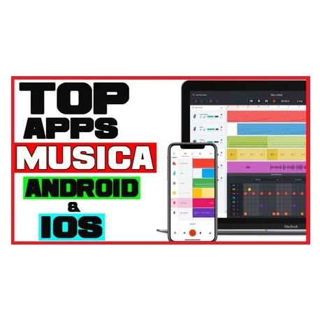 Mejores APPS para hacer Musica en ANDROID Gratis 2021