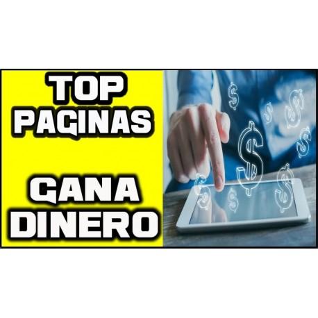 Mejores Paginas para Ganar Dinero en internet