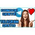 Cómo chatear y conocer personas usando Telegram