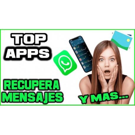 Aplicación para Recuperar Mensajes de WhatsApp