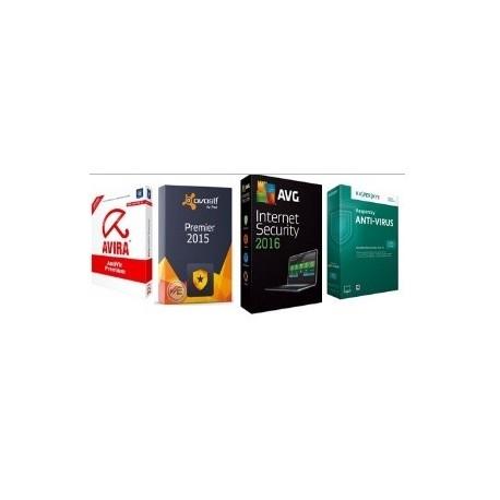 Serials for popular antivirus - Ago 26