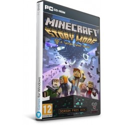 Minecraft: Story Mode Episode 1 Multilenguaje (Español) (PC-GAME)