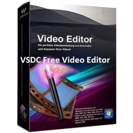VSDC Free Video Editor Descarga Gratis