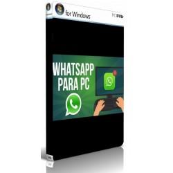 WhatsApp para PC Descarga Gratis