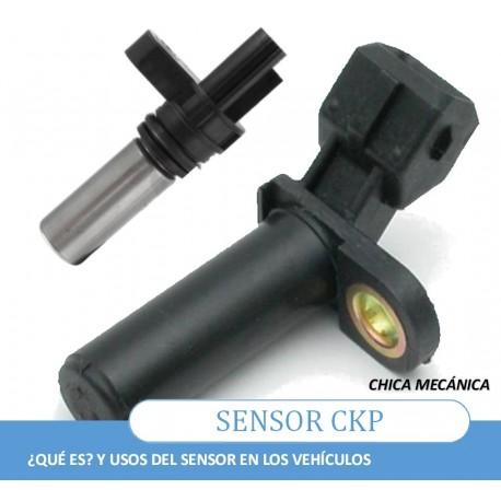 Como funciona el sensor CKP