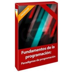 Course Fundamentals of programming Programming Paradigms